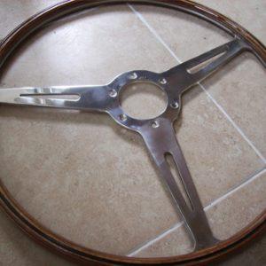 Lotus Elite Steering Wheel