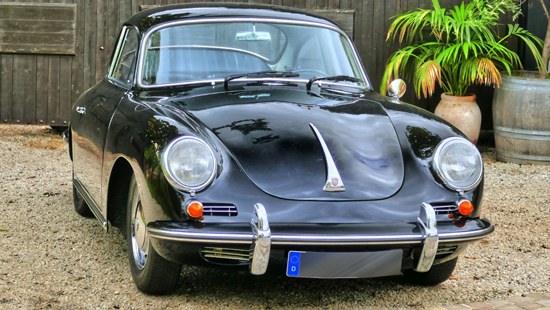 Porsche 356A Coupe Replica Bodies from Fahren Autos, Ilton, Sommerset
