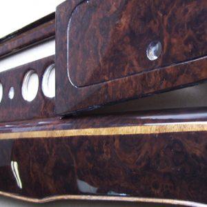 Brand New Jaguar MKII Dashboard Set