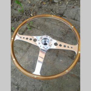 Jaguar/Daimler V8 Derrington Steering Wheel