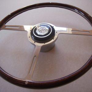 Jaguar MKii Steering Wheel
